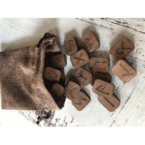 Magische runen set