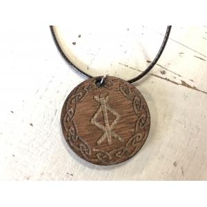 Bindrune amulet bescherming
