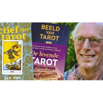 Complete beginnerscursus Tarot - Jan Ton start 14 oktober 2020
