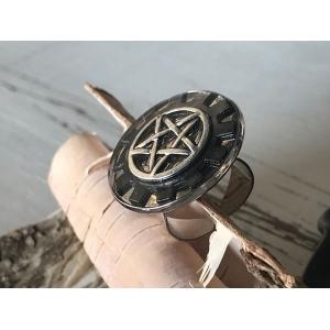 Ring 'Pentagram Protection'