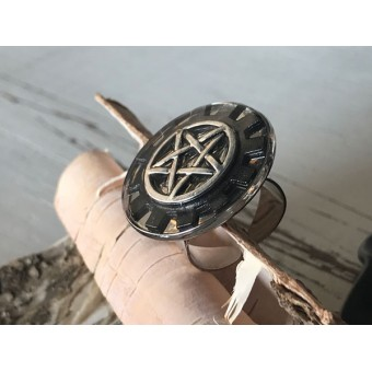 Ring 'Pentagram Protection'