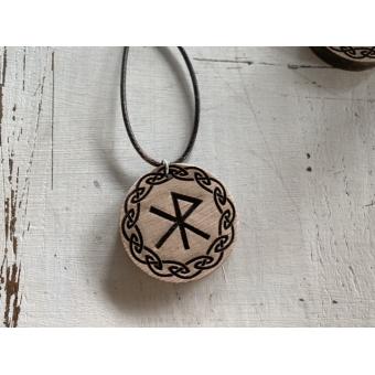 Bindrune amulet liefde