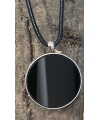 Amulet 'black mirror of reflection'